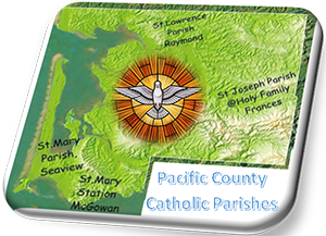 Pacific County Catholic Parishes